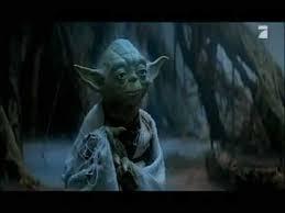 Star Wars Wie Meister Yoda Sprechen Du Wirst
