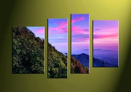 custom multi canvas wall art panel set home piece  on custom multi canvas wall art with canvas prints with multiple photos piece wall art discount