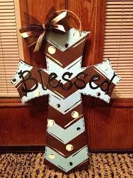 diy wood crosses painted cross door hanger my finished projects crosses diy wood wall crosses