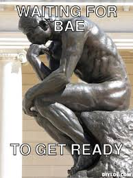 Waiting For Bae Meme Generator - DIY LOL via Relatably.com