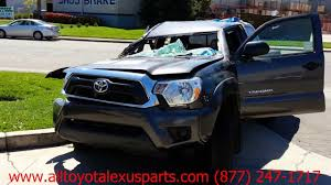 Parting Out 2012 Toyota Tacoma - Stock - 3045BK - TLS Auto Recycling