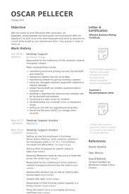 Desktop Support Resume Examples Custom Desktop Support Technician Resume 48 Executive Com Sample Resume
