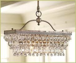 clarissa drop chandelier home design ideas clarissa rectangular chandelier