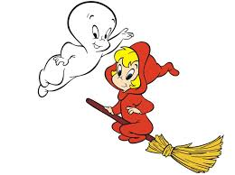 casper and wendy. casper and wendy