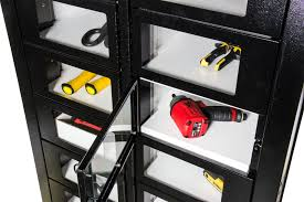 Cribmaster Vending Machine Delectable ProLock AccessControlled Flexible Tool Locker Solution CribMaster