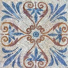 mosaic tile patterns. Exellent Tile Mosaic Patterns  Handmade Mosaic Pattern Tile Floor  Art Patterns  Mozaico On Tile