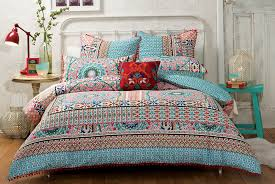 boho duvet covers uk