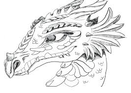 Dragon Coloring Mad Dragon Baby Dragon Coloring Page Coloring Page