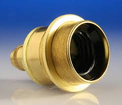 brass pendant lampholder es