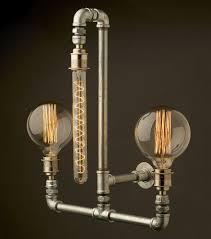 edison bulb lighting fixtures. Edison Light Globes, Part 2: Brassy \u0026 Classy Steampunk-Style Lamp Fixtures Bulb Lighting L