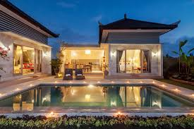 home swimming pools at night. Download Night Shoot Luxury And Private Villa With Pool Outdoor Stock Photo - Image Of Blue Home Swimming Pools At I