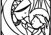 Disegni Di Presepe Per Bambini Cose Per Crescere