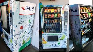 Vending Machines Dallas Mesmerizing Healthy Vending Machine In Dallas Texas InstaHealthy