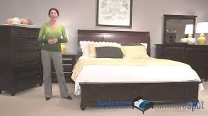 Broyhill Farnsworth Bedroom Collection   YouTube