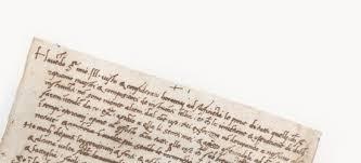 Amazing Leonardo Da Vinci's Resume SolidSmack Fascinating Leonardo Da Vinci Resume
