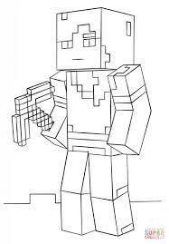 25 Ontwerp Lego Minecraft Poppetjes Kleurplaat Mandala Kleurplaat