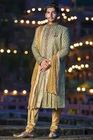Groom Sherwani Latest Design Sherwani Buy Designer Wedding Sherwani For Groom Online At