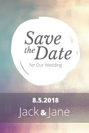 Save The Date Postcard Templates Examples Lucidpress