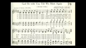 God be With You Till We Meet Again (Endeavor) - YouTube