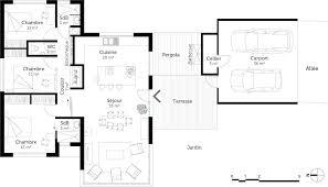 Fantastique Plan Maison D Architecte Plan Darchitecte De Maison Moderne  Gratuit