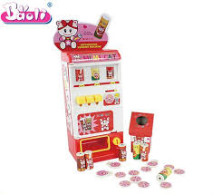 Vending Machine Toys Wholesale Gorgeous Baoli 48 Baby Simulation Electric Drinks Vending Machine Toys High