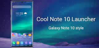 Cool Note10 Launcher for <b>Galaxy</b> Note,S,A -Theme UI - Apps on ...