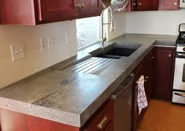 Cement Over Tile Countertops 101 Best Concrete Countertops Images On Pinterest Kitchen Dream