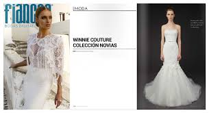 fiancee bodas magazine featured winnie couture style kai