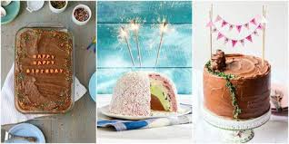 24 Homemade Birthday Cake Ideas Easy Recipes For Birthday Cakes