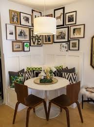 40 Simple Dining Room Ideas For Small Space HOMEHIHOO Magnificent Small Space Dining Room