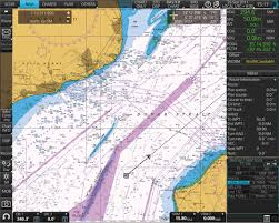 Which Information Can You Find In The Enc Chart Legend Fmd 3200 Fmd 3300 Ecdis Marine Equipment For Merchant