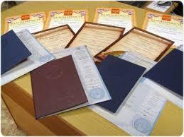 Российский диплом за границей