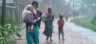 Resultado de imagem para Ciclone de Bhola, Índia