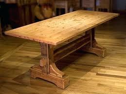Build Dining Room Table Simple Ideas