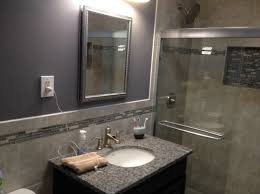 Perfect Basic Bathrooms The Bathroom Co Remodeled Full With Shower On Innovation Design