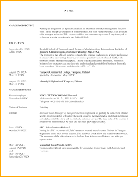 Hr Generalist Resume Cool Hr Generalist Resume Objective for Your Hr Generalist Resume 52