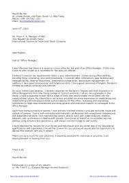 Cover Letter For Applying For Master Degree Cover Letter For ...