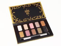 anna sui eye color palette review