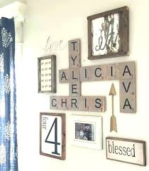 letters for wall decorations medium size of decor block mirrored