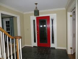 what color to paint front doorWhat color to paint interior front door