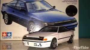 Review Tamiya Toyota Celica 2000 GTR - YouTube