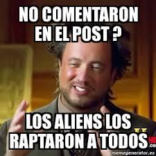 American Education System Ancient Alien Guy Meme Generator - false ... via Relatably.com