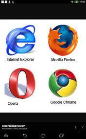 internet tarayıcıları ve arama motorları simge ve isimleri - Eodev.com
