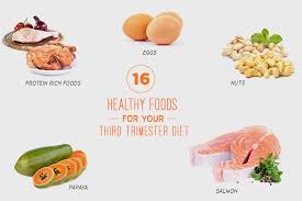 Diet Chart During 8th Month Of Pregnancy 16 Nutritious Foods To Include In Your Third Trimester Diet