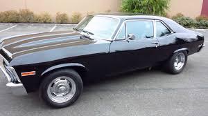 All Chevy black chevy nova : 1970 Chevy Nova in Tuxedo Black - Test Drive - YouTube