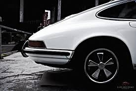 Porsche 911 Type 901 Profile #02 Large Version Prints | Cars and Roses