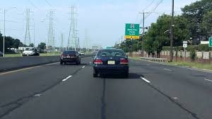 us 1 new jersey garden state parkway to i 287 southbound