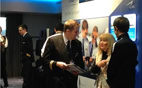 live careers first pilot careers live of 2016 welcomes aspiring pilots to dublin