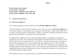 job reference sample reference letter template for employment basic recommendation