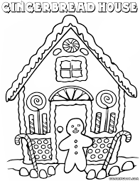 gingerbread house coloring sheet gingerbread house coloring pages coloring pages to download and print